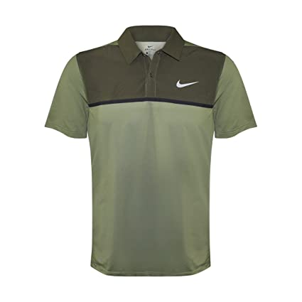 cdcdb7f12 Image Unavailable. Image not available for. Color: NIKE Mens Golf Icon Polo  ...