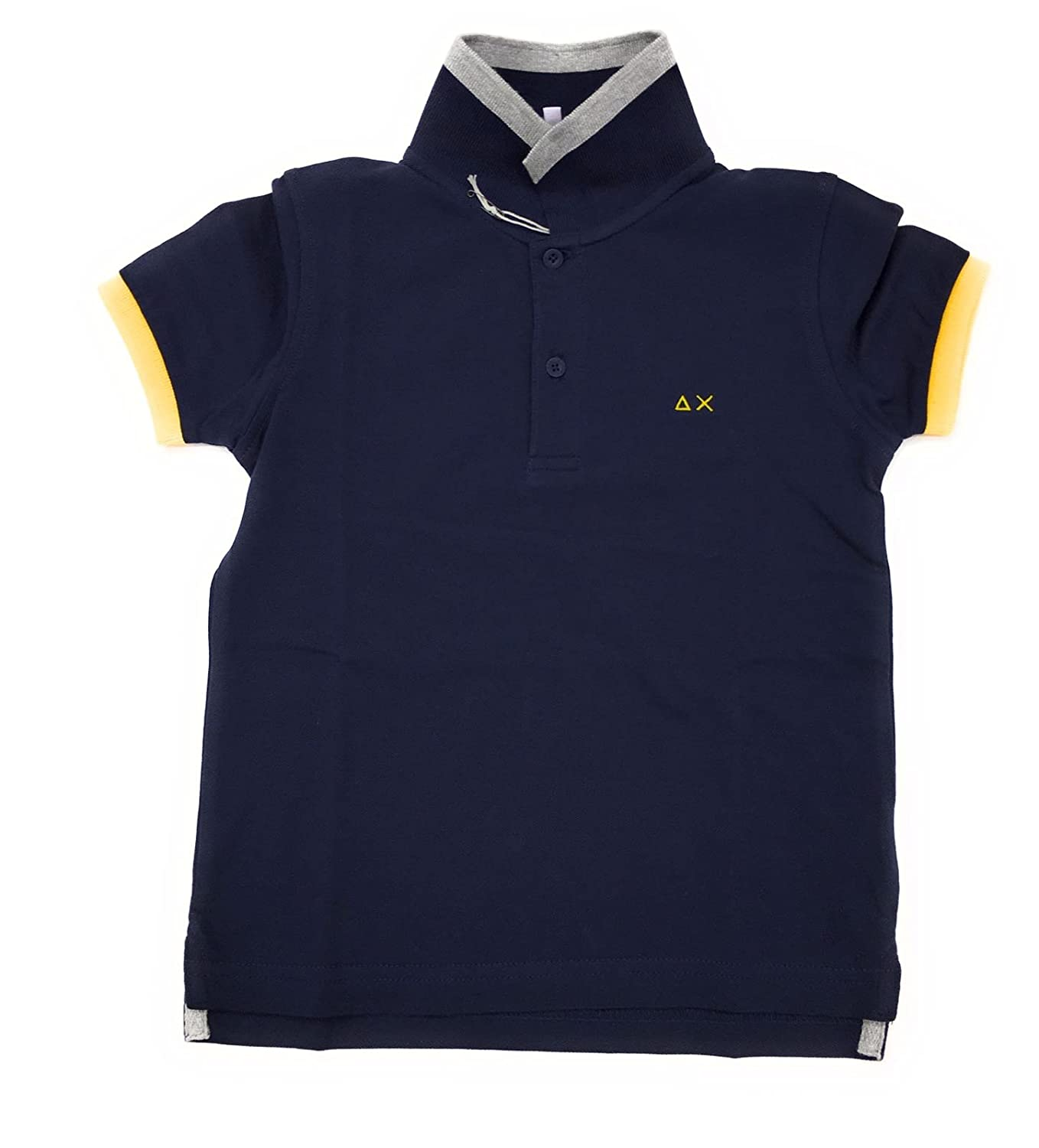 Sun68 Bambino A18308 Navy Polo Estate
