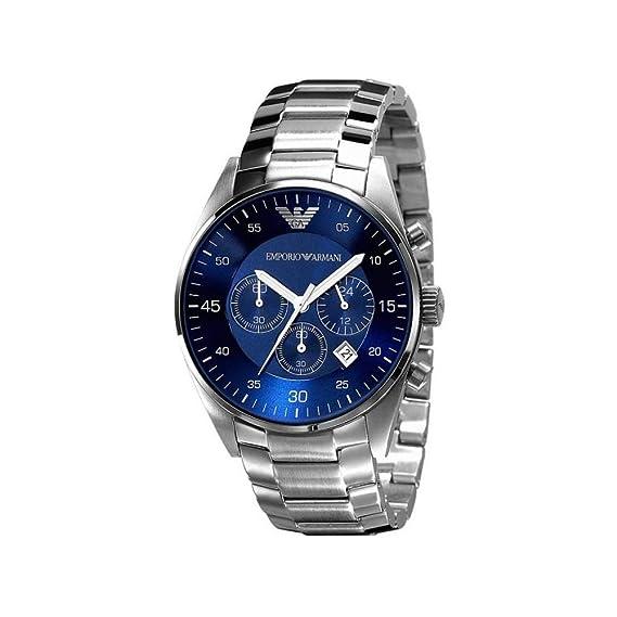 ab56dccbf904 Emporio Armani Sportivo - Reloj (Reloj de Pulsera