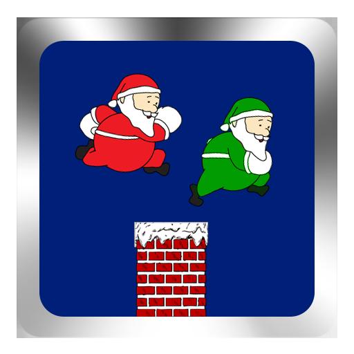- Jolly Santa Chimney Hurdles