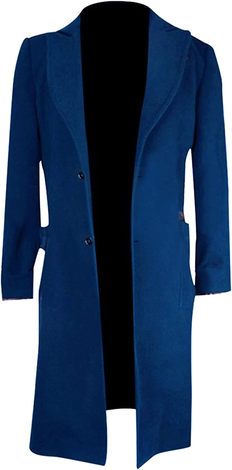 Red Smoke Fantastic Beasts and Where to Find Them Newt Scamander Coat