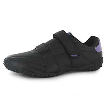 Lonsdale Fulham Sportschuhe Damen schwarz lavendel Casual Fashion Sneakers  Schuhe, Schwarz Lavender a90032540e