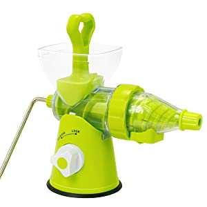 KOK Manual Hand Juicer Fruit Squeezer Multifunctional Healthy Natural Juice Maker