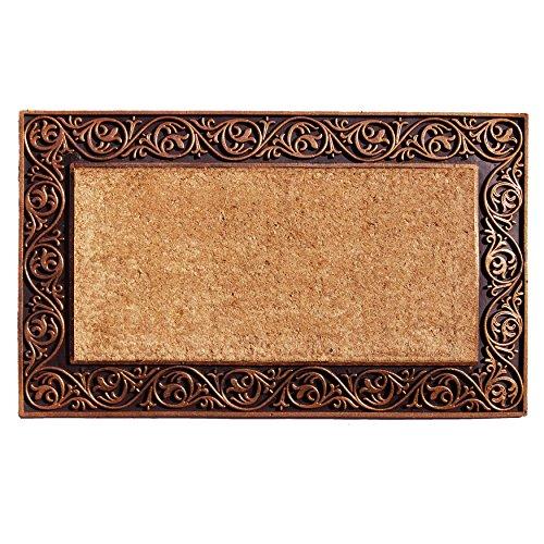 Calloway Mills 100031830NP Prestige Bronze Doormat, 18