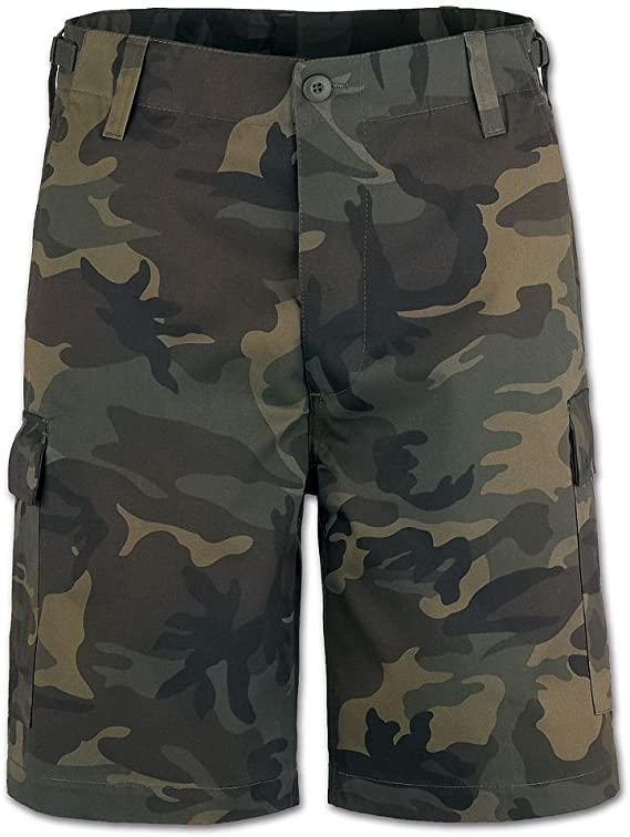 TALLA S. Brandit US Ranger Pantalones Cortos Oliva