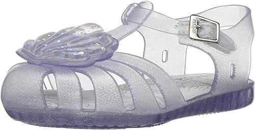 Melissa Girls Mini Aranha XI Sandal Clear Size 12 M US Little Kid