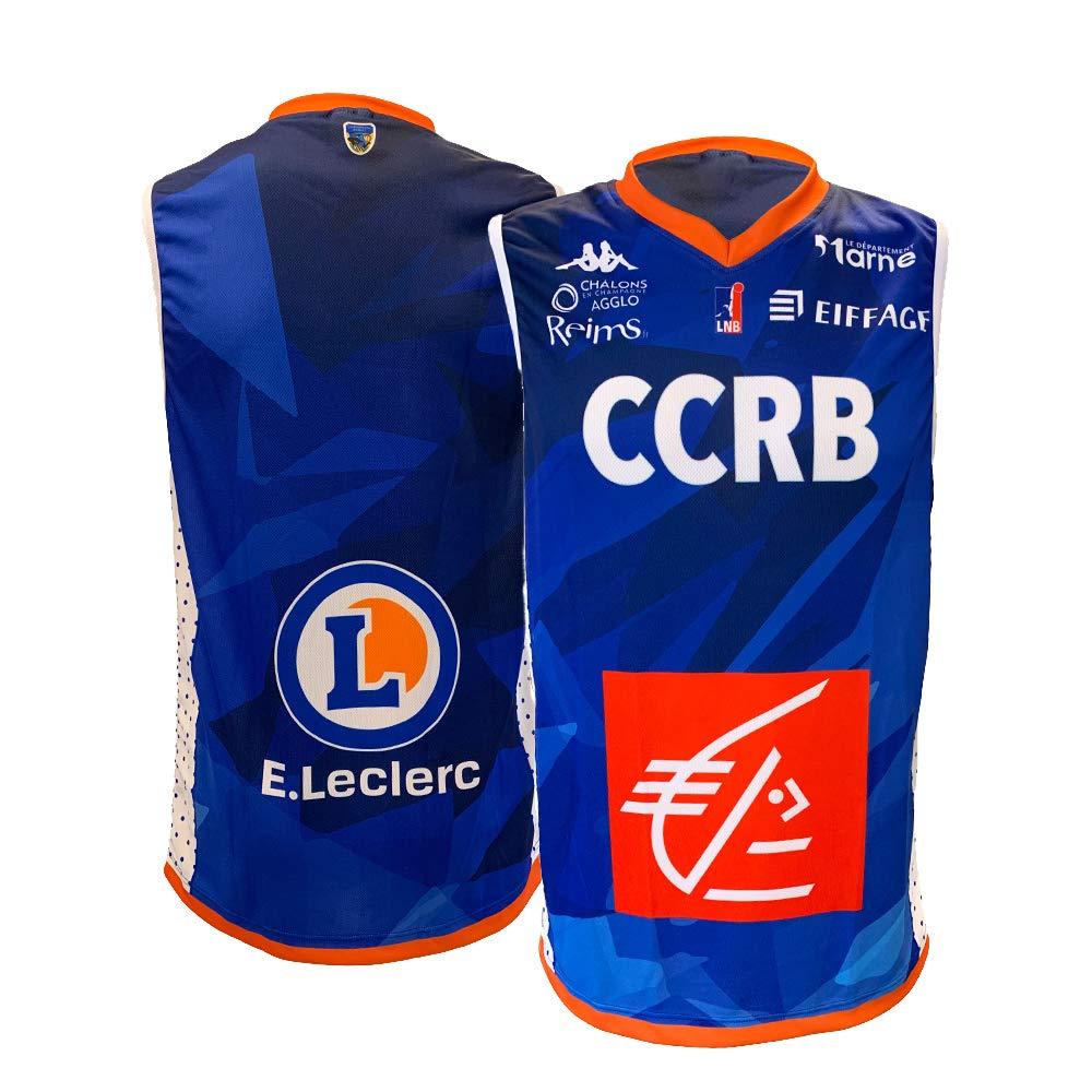 CCRB Reims Ccrb - Camiseta de Baloncesto Oficial para niño ...