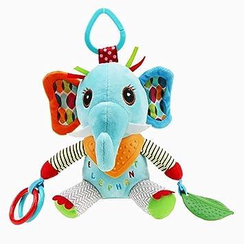 cecdc510f2ff28 Xiton Bambola di peluche giocattoli SKK infante appeso letto per bambini e  neonati giocattolo culla appeso 锛圗lephant锛? 1pc: Amazon.it: Giochi e ...