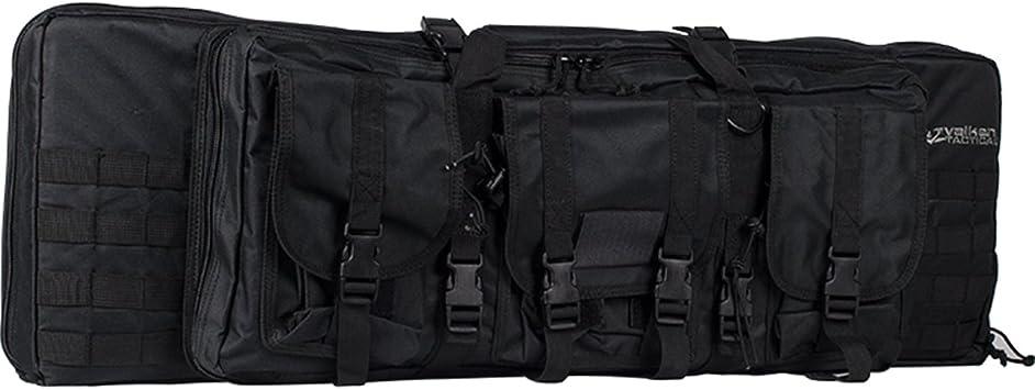 "*NEW* Valken Double Rifle Tactical 42/"" Gun Case Various Colours"