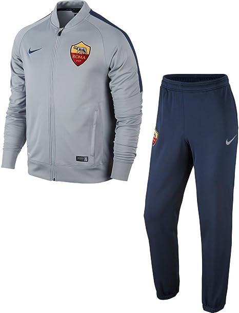 Employee Pathological moth  Nike Tuta Panchina Calcio BOYS AS ROMA Squad Sideline 2014/15 Prodotto  Ufficiale (XLB - 13/15 yr - 158/170 cm): Amazon.it: Sport e tempo libero