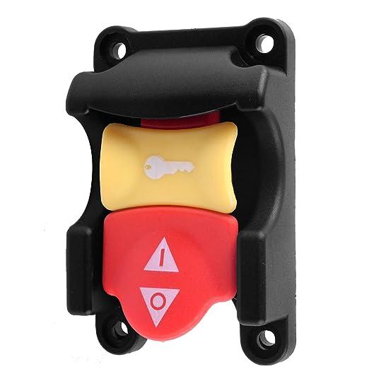 Interruptor de sierra de mesa de repuesto para Ryobi y Craftsman ...
