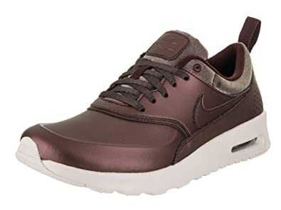 aa36d962134f NIKE Air Max Thea Premium Women s Shoes Metallic Mahogany 616723-900 (5 B(