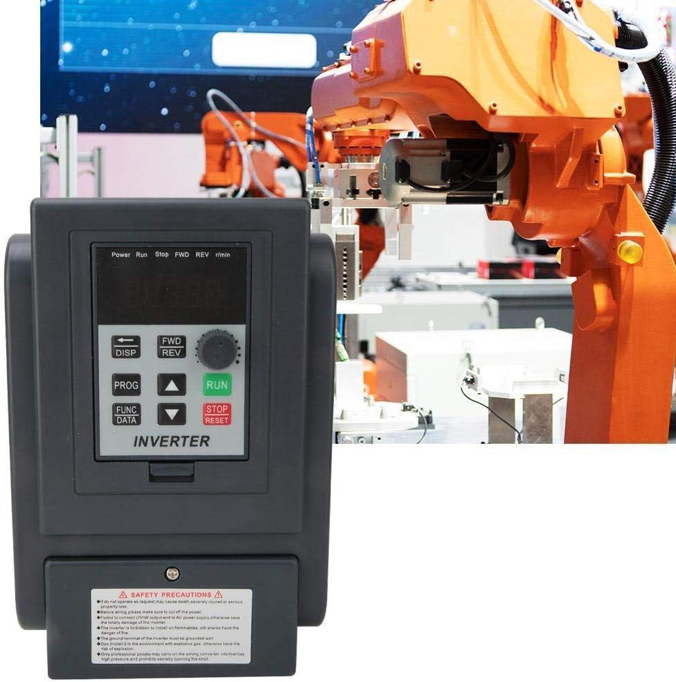LHQ-HQ VFD Converter Single Phase Input 3-Phase Output VFD Converter Motor Inverter Variable Frequency Drive Converter