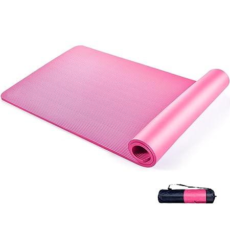 YX Shop® Colchoneta De Yoga, Material NBR, 10 Mm / 15 Mm ...
