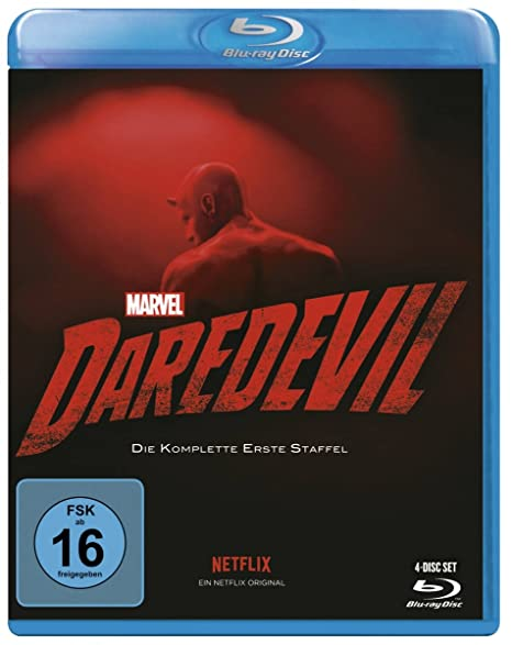 Marvel's Daredevil - Die komplette 1. Staffel [Blu-ray]