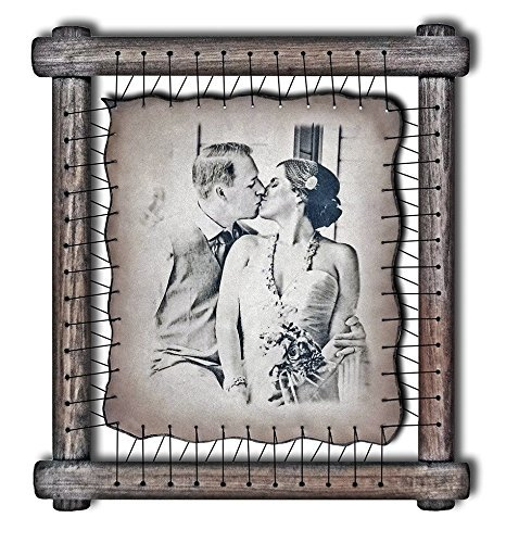 2d70839c1cb9 Leather Anniversary 9th Anniversary Gift For Wife Leather Gift For Her  Leather Home Decor Husband Three Years Keepsake - RARE Hand Drawn  Pyrography ...