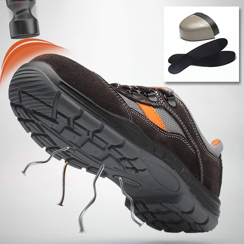 Zapatos de seguridad Zapatillas de deporte de seguridad con punta ...