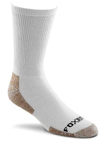 Fox River - Calcetines de Trabajo de algodón (3 Pares): Amazon.es: Deportes y aire libre