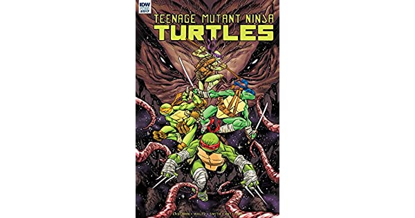 Amazon.com: Teenage Mutant Ninja Turtles: Free Comic Book ...