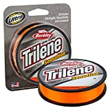 Cheap Berkley Trilene Sensation Pro Grade 10 Spool, Blaze Orange, 330 yd