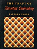 The Craft of Florentine Embroidery, Barbara Snook, 0684125021