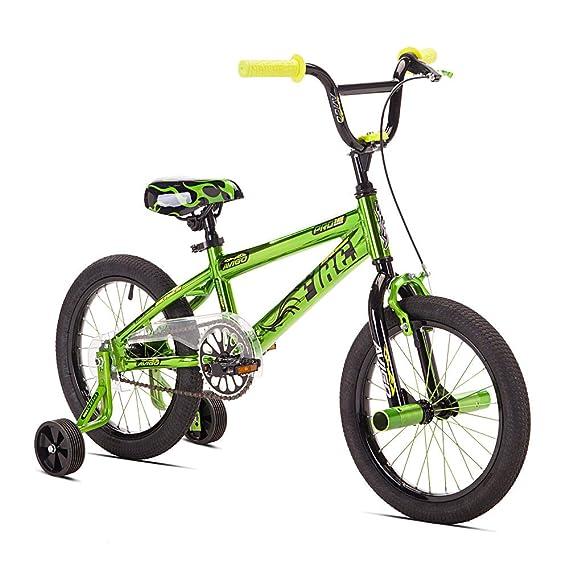 Amazoncom Boys 16 Inch Avigo Crossfire Bike Cell Phones