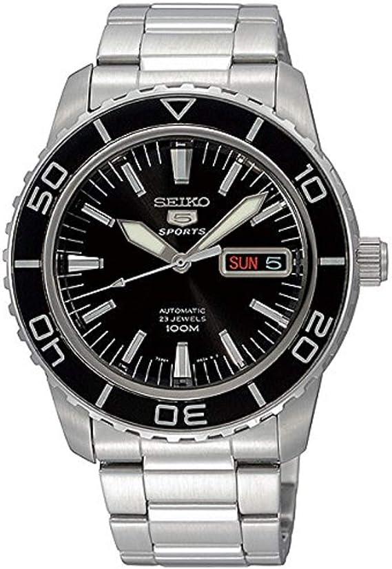 [セイコーimport]腕時計SNZH55JC逆輸入品シルバー[並行輸入品]