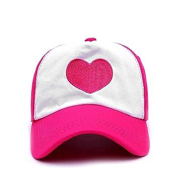 Lvntsx Las Gorras de béisbol Cute Gravity Falls Rose Heart Mesh ...