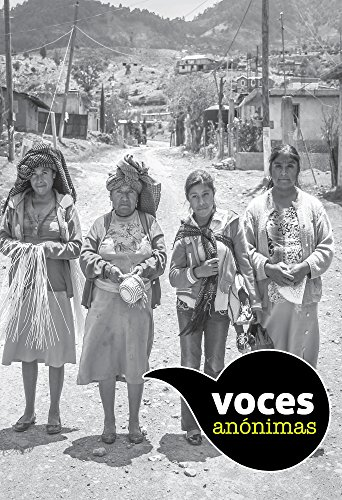 Voces Anónimas : Tomo III (Spanish Edition)
