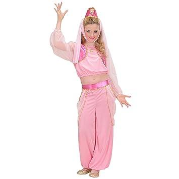 WIDMANN Widman - Disfraz de chino oriental para niña, talla 5-7 ...