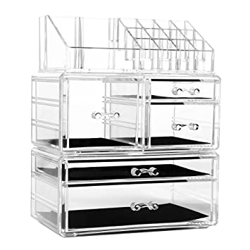 storage mesh organizer console drawers the drawer cabinet silver under organizers bathroom sink organization