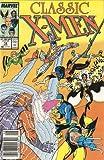 Classic X-Men #12 Vol. 1 August 1987 -  Marvel Comics