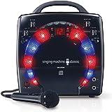 Singing Machine SML283BK CDG Karaoke Player