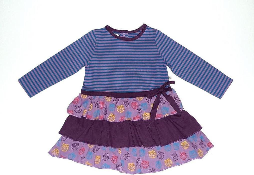 41d5b0a74712a Amazon.com: Origany Baby Girls' Zoo Time Frills Dress 18-24M Mauve ...