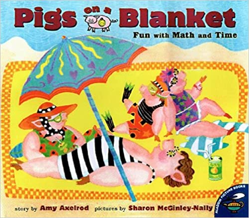 Free Books Pdf Download Pigs On A Blanket Fun With Math And Time By