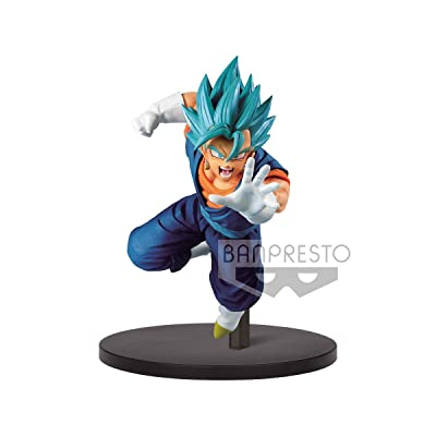 Banpresto 19939 Dragon Ball Super Chosenshiretsuden vol.5 SSGSS Vegito Figure: Toys & Games