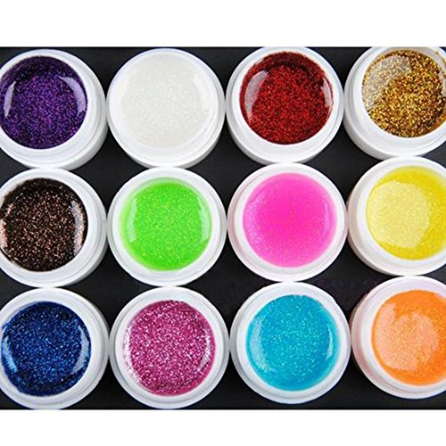 Cyndie Decorative Nail Polish Jelly Gel Builder Gel UV Exten