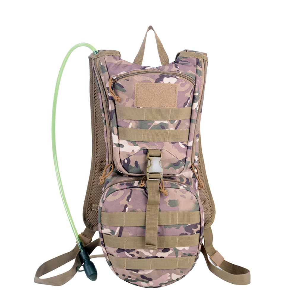TZTED Ultralight Hydration Rucksack Sports Reservoir Bag Outdoor Cycling Walking Camping Climbing Running Backpack