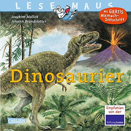 LESEMAUS, Band 95: Dinosaurier