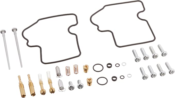 KAWASAKI KVF 650 PRAIRIE ALL BALLS CARBURETOR REBUILD KIT 2002-2003