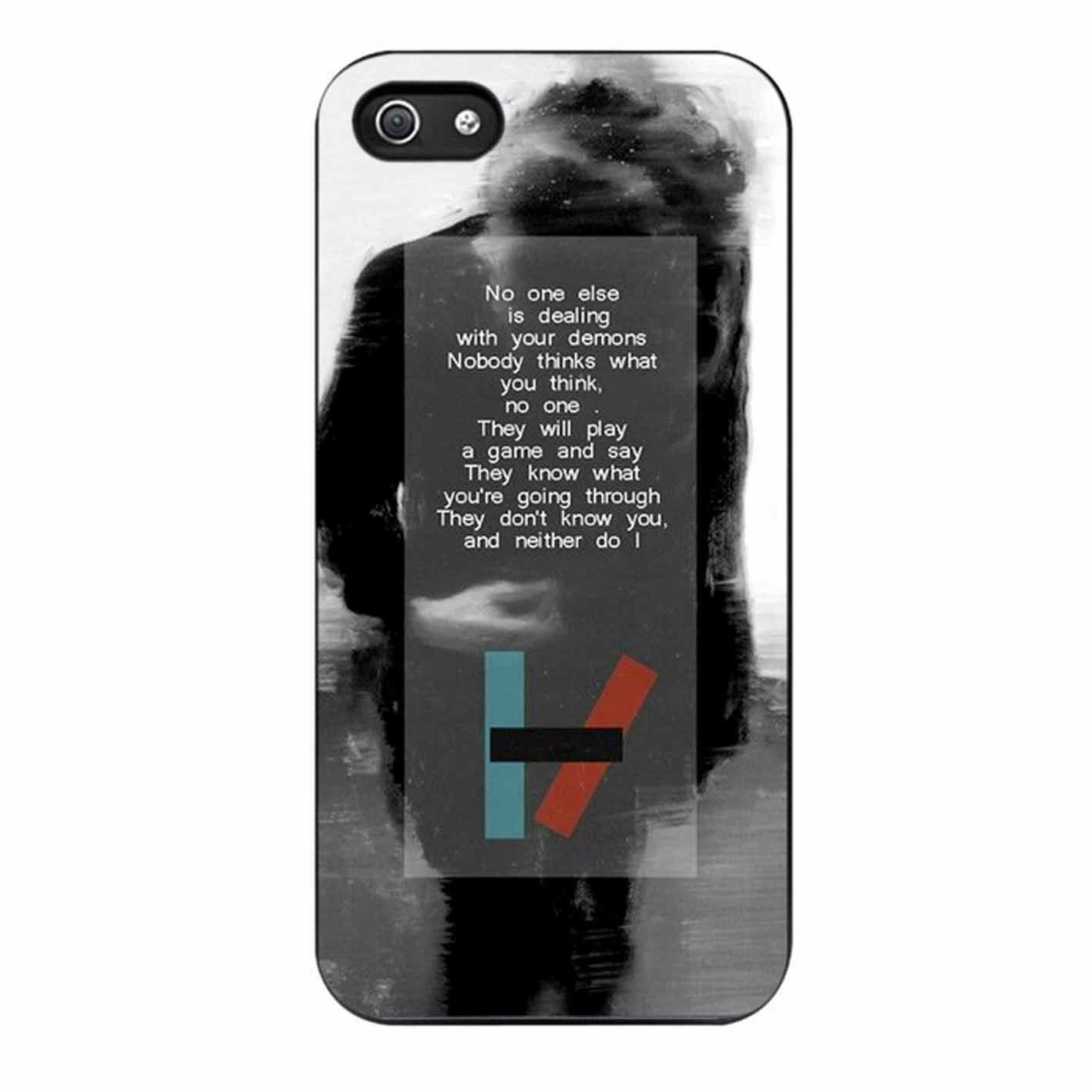 twenty one pilots kitchen sink iphone 5 case iphone