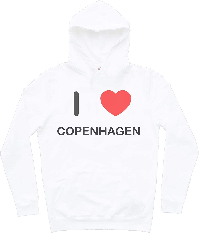 I Love Copenhagen Hoodie