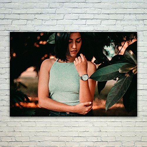 Westlake Art Poster Print Wall Art - Girl Beauty - Modern Pi