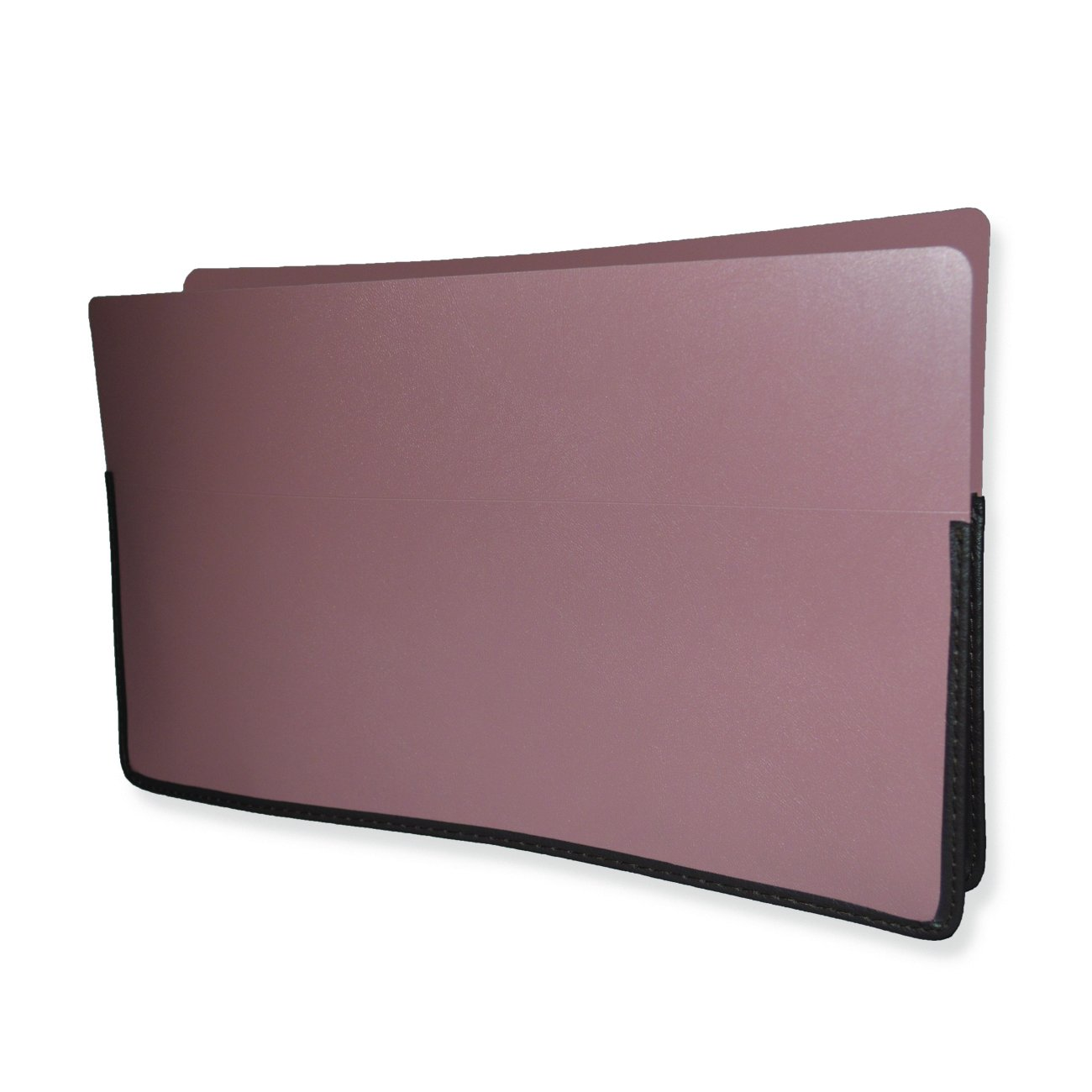 Case-Guard Expandable File Pocket, Polyvinyl Material, Russet Color, Top Tab, Legal Size 9 2/3'' x 15'' with 5 1/4'' Expansion, 25 per Carton
