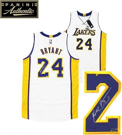 sports shoes f89f2 b8fd4 Amazon.com: Kobe Bryant Autographed/Signed Los Angeles ...