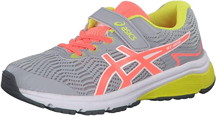 ASICS GT-1000 8 PS Junior Zapatillas para Correr - AW19: Amazon ...