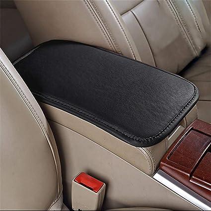X AUTOHAUX Car Center Console Armrest Cover Pad Protector Gray Microfiber Leather for Honda CRV 2017-2020