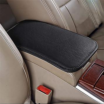 1pc Universal Car PU Memory Foam Center Box Armrest Console Pad Cushion Cover