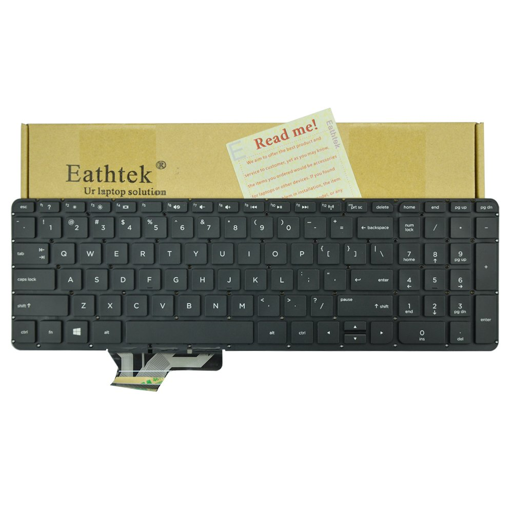HP Envy 15-J000 15T-J100 15Z-J100 17T-J000 17T-J100 Keyboard US Backlit