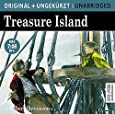 Treasure Island / Die Schatzinsel. MP3-CD. Die englische Originalfassung ungekürzt